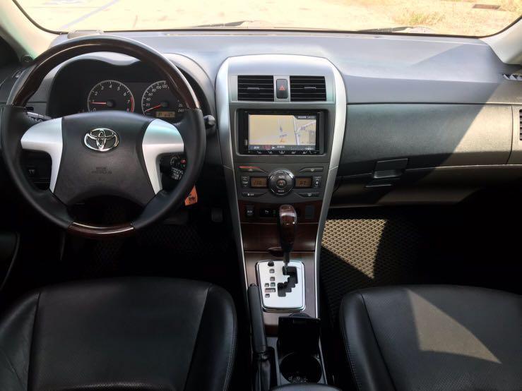 Toyota Altis 2012年