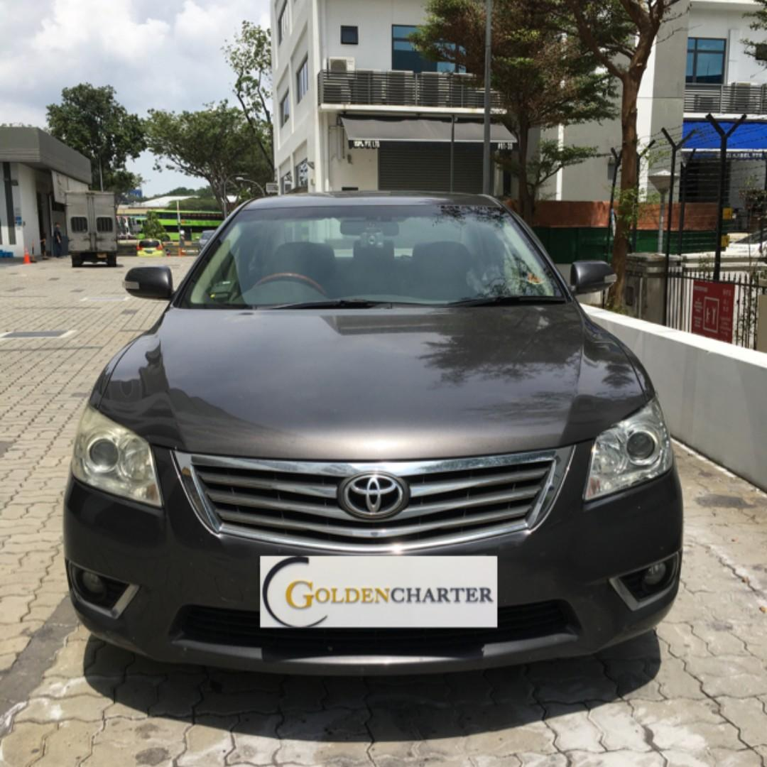 Toyota Camry 2.0 A for GRAB . GOJEK . PERSONAL USE