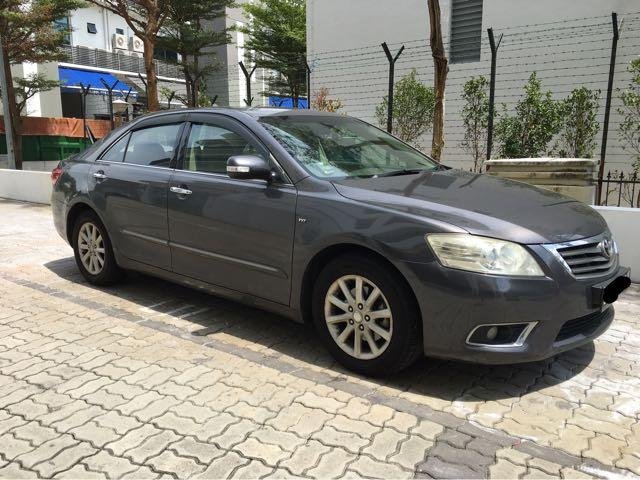 Toyota Camry For Rental! Phv/personal can enquire now! $150gojek rebated