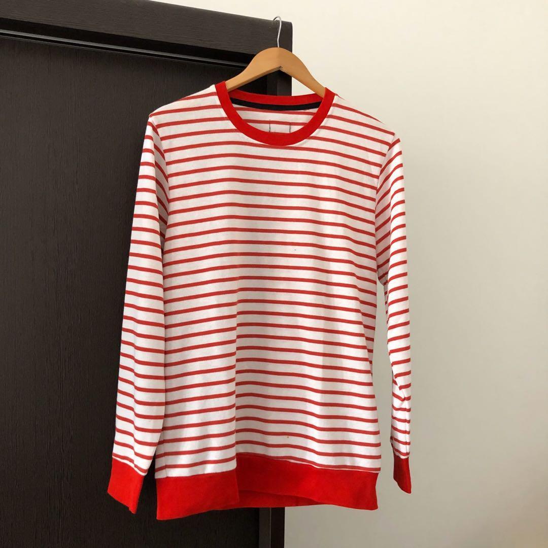Unbranded sweatshirt crewneck long sleeve