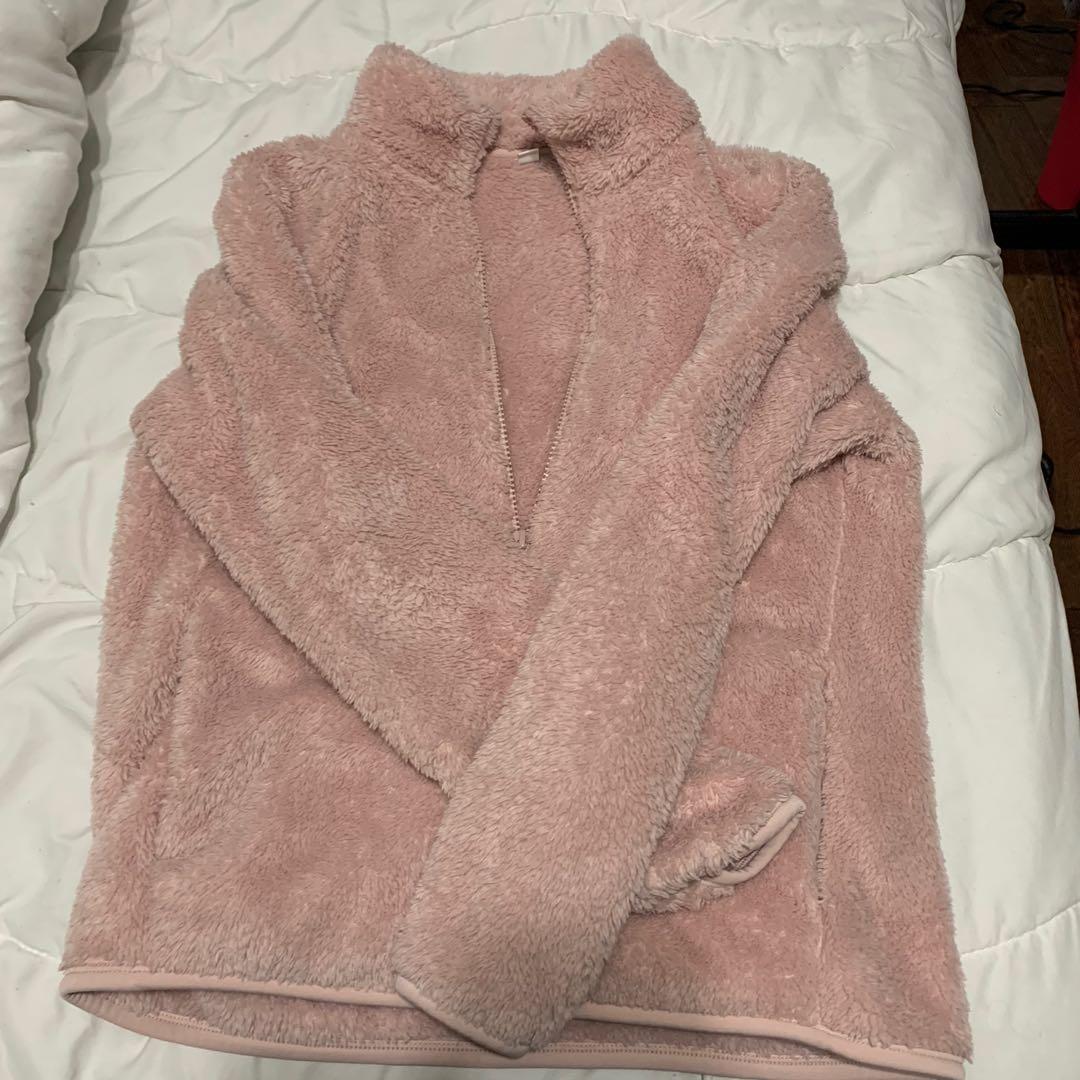 Uniqlo Sherpa sweater