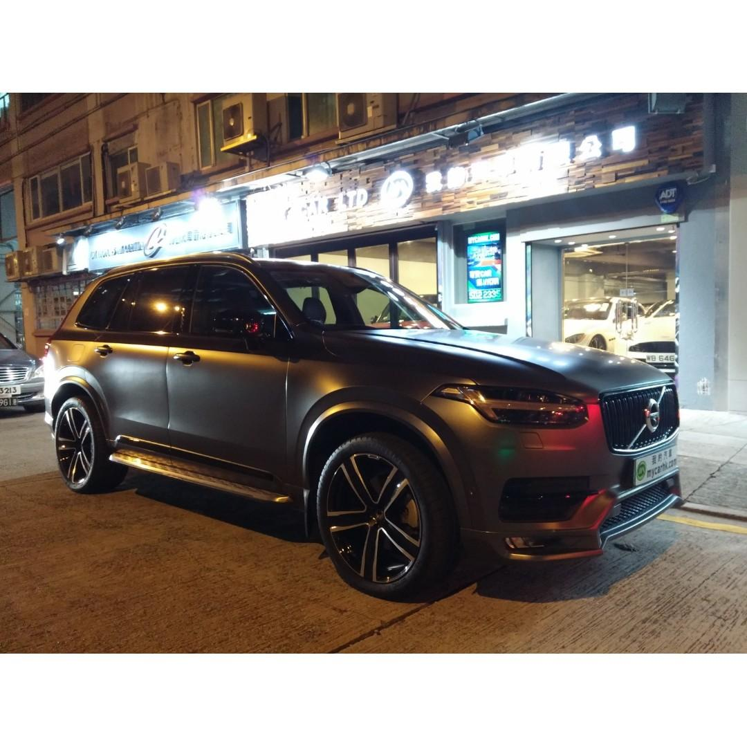 VOLVO XC90 INCRIPTION 2017