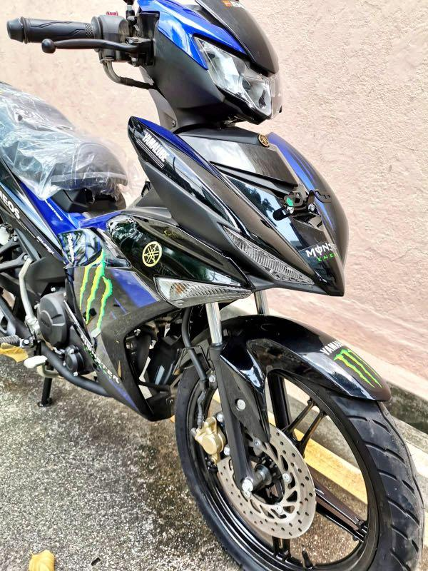 Yamaha mx king 155