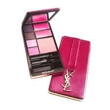 Yves Saint Laurent Travel Selection Very YSL Make-Up Palette Pink Edition.
