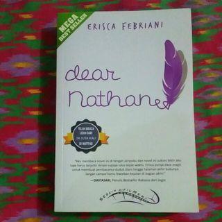 REPRICE!! Novel Dear Nathan (Cover Terbaru)