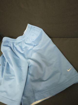 NIKE運動短褲(雙面)