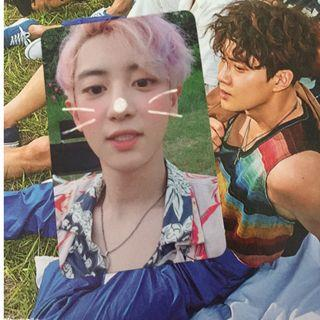WTS/WTT EXO OFFICIAL PHOTOCARD PC