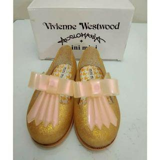 NEW SALE SEPATU JELLY ANAK REPLICA MINI MELISSA VIVIENNE WESTWOOD IMPORT CLASSIC BABY #joinoktober