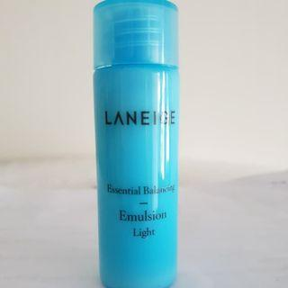 SALE_LANEIGE ESSENTIAL BALANCING EMULSION LIGHT FOR OILY COMBINATION