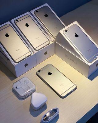 Ready Barang Gress Iphone 6S DP dan cicilan murah