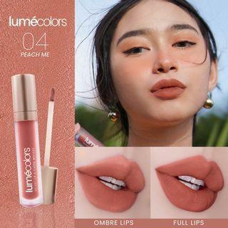 Lipmousse Peach Me Lumecolors