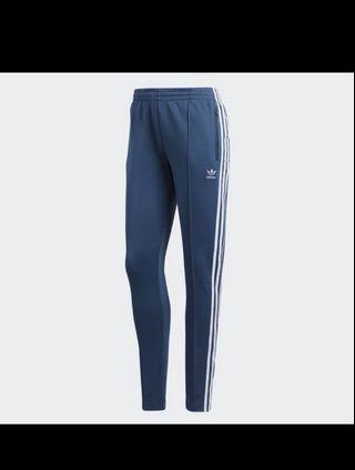 Adidas窄管長褲