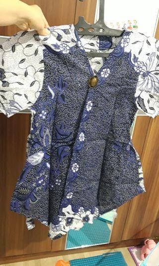 #visitsingapore baju batik