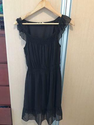 Old Navy Dark Brown Dress