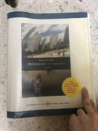 Psychology:An Introduction
