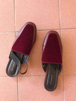 Mel and Molly Loafers Size 37