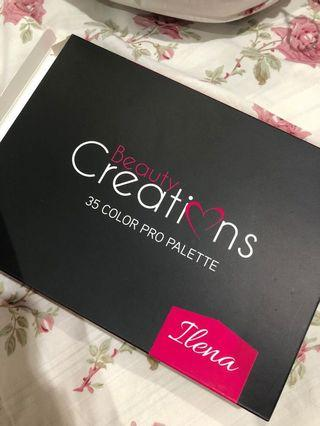 Eyeshadow Beauty Creations 35 Color Pro Palette