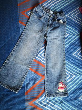 Jeans for 4Y