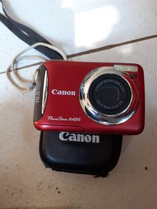 Jual kamera canon
