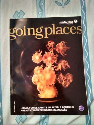 Going Places September 2014