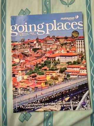 Going Places March 2015