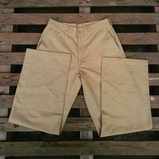Long Pants Vans