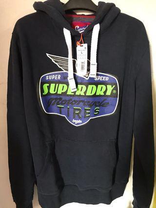 Superdry hoodie #joinoktober