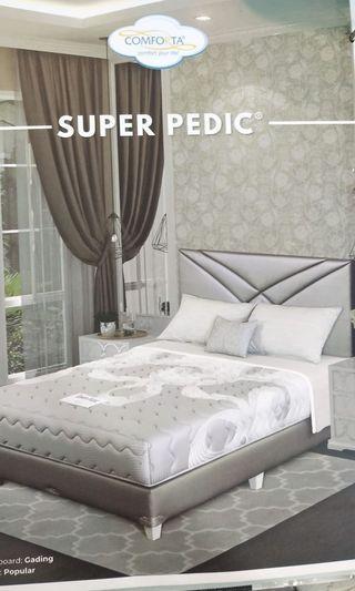 Spring bed promo tanpa Dp Bunga 0%