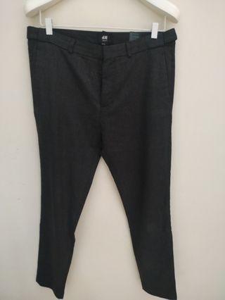 Celana Bahan H&M