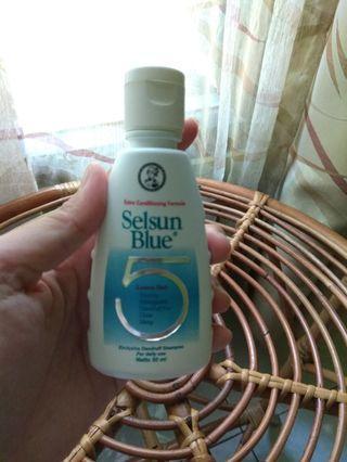 #visitsingapore shampo selsun blue mini