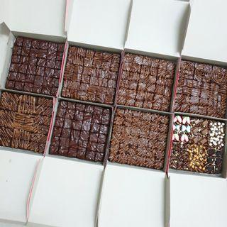 Brownies assorted taste premium quality