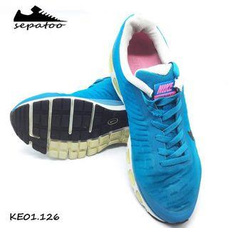 Sepatu nike air max running shoes branded second