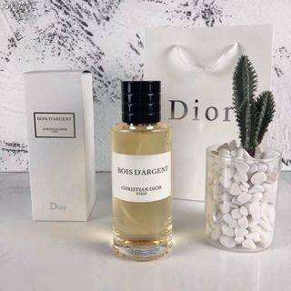 Dior迪奧 典藏系列 鑲銀木 Bois D'argent 125ml 女士淡香水 中性香水