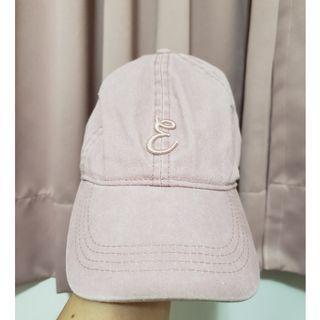 [二手全新] 澳洲品牌supre 字母E棒球帽 老帽 正版 絕版 遮陽帽 老帽 附澳洲小禮物