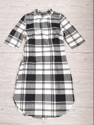 Semi turtleneck dress