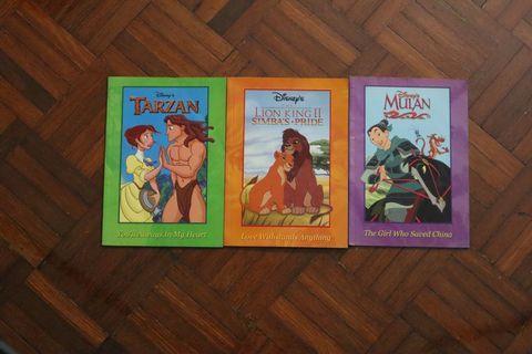 Assorted English Storybooks