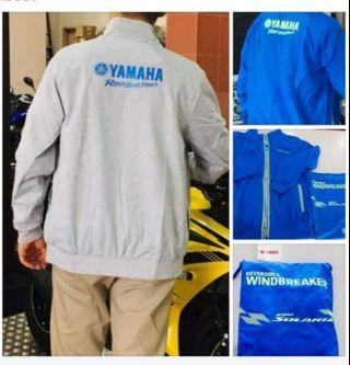yamaha reversible windbreaker
