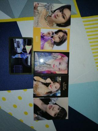 Twice feel special photocard