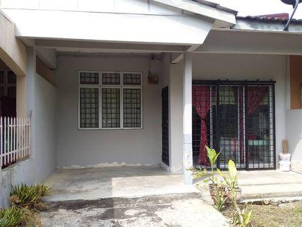 Single Storey House Taman Sri Bayu Sepang