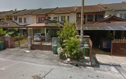 Double Storey House Taman Setiawangsa Kuala Lumpur
