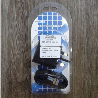 [Instocks] Samsung Travel Charger for Note 8/Note 9 or S8/S9