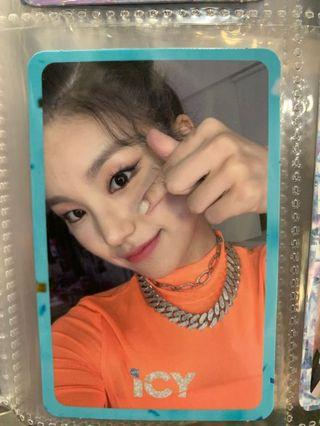 WTT IT'Z ICY YEJI PC