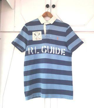 Authentic Ralph Lauren Vintage Rugby Polo