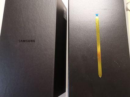 Samsung Note9 6g /128g藍色