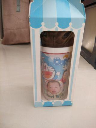 New!!  For sale Tumbler one month baby + packingan