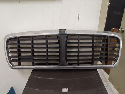 Jaguar front grill