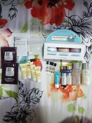 Product Testers (Tarte, Etude, The Face Shop, etc)