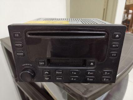 Ssangyong Stereo