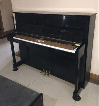Challen Piano for sale. Established in 1804 in London, UK.