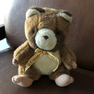 Boneka Beruang Warna Coklat Asli Australia